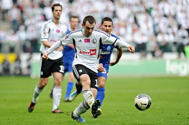 Legia nie odpuści Matusz Kostrzewa/ legia.com