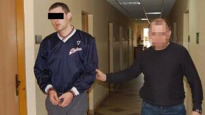 Policja zatrzymała nożownika z linii wołomińskiej