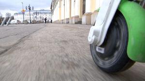 Sąd uznał, że jadący na hulajnodze elektrycznej nie jest pieszym