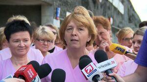 Pielęgniarki z CZD: minister bagatelizuje problem
