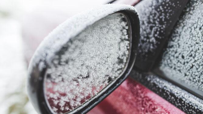 Śnieg może utrudnić jazdę