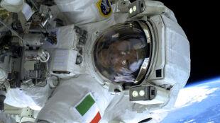 """""""Luca Skywalker"""". Europa chwali się astronautą"""