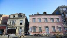 Zniszczenia po przejściu tornada w Luksemburgu