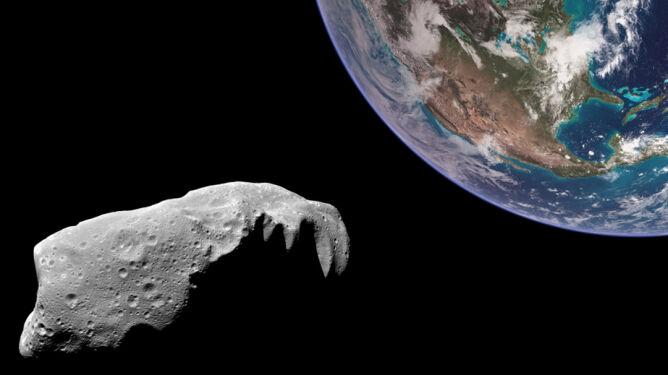 Asteroida może przelecieć rekordowo blisko