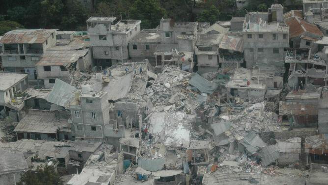 Gigantyczne trzęsienie ziemi zagraża Bangladeszowi