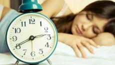 W nocy przestawiliśmy zegarki. Spaliśmy godzinę krócej